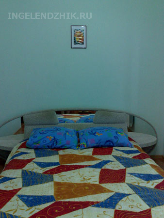 Gelendzhik private sector. Photo of the room 2 triple