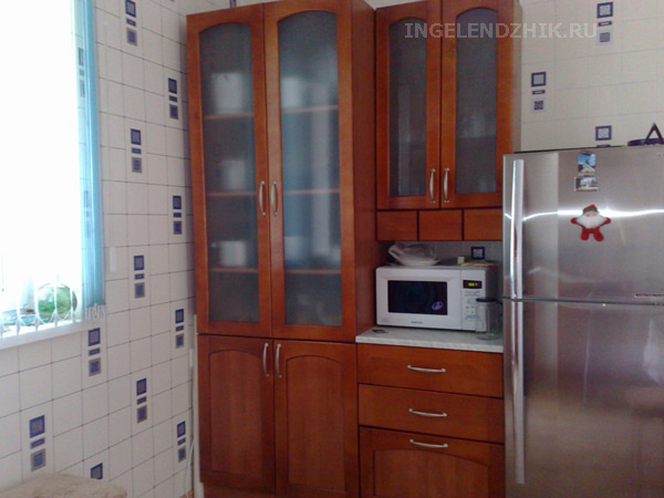 Gelendzhik private sector. Photo of the kitchen for Room 2 and Room 4
