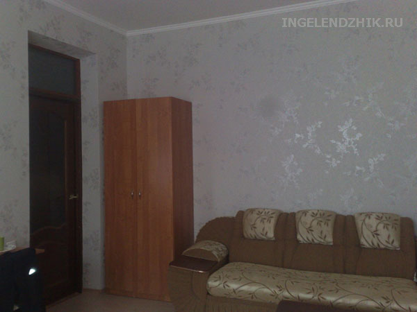 Gelendzhik private sector. Photo of the room 4 triple - room